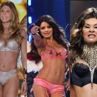 ¿Cómo se verían estas famosas mexicanas si fueran modelos de Victoria´s Secret?