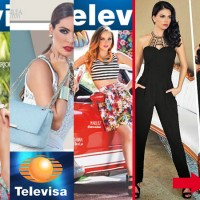 ¡Filtran lista completa de actrices del catálogo de Televisa, cuanto cobran y el folleto en PDF!