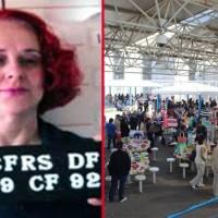 """¡A esto se dedica Claudia Mijangos """"La Hiena de Qro"""" en la cárcel a dos años de salir de prisión!"""