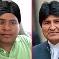Erasmo Catarino interpretará al presidente de Bolivia, Evo Morales, en su película biográfica